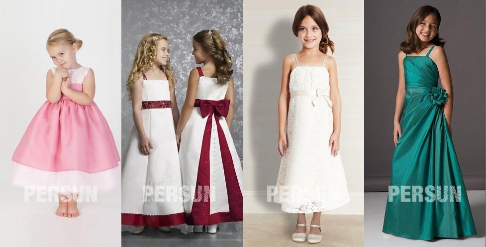 robe cortège mariage
