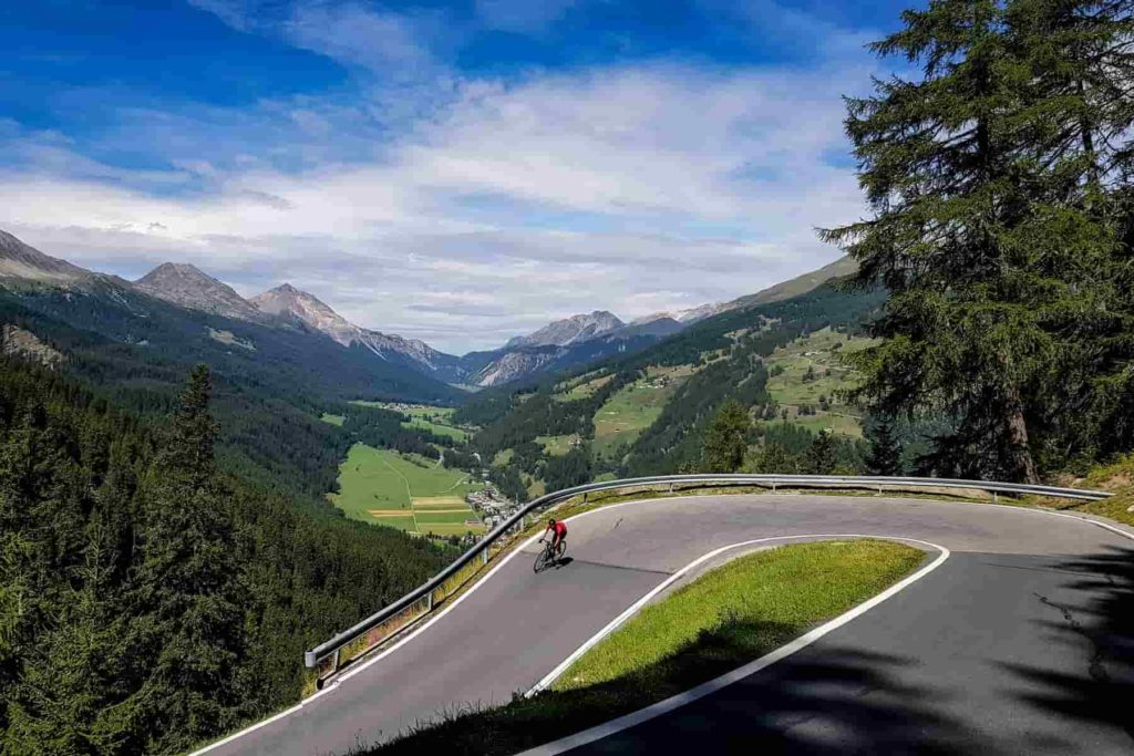 routes italiennes