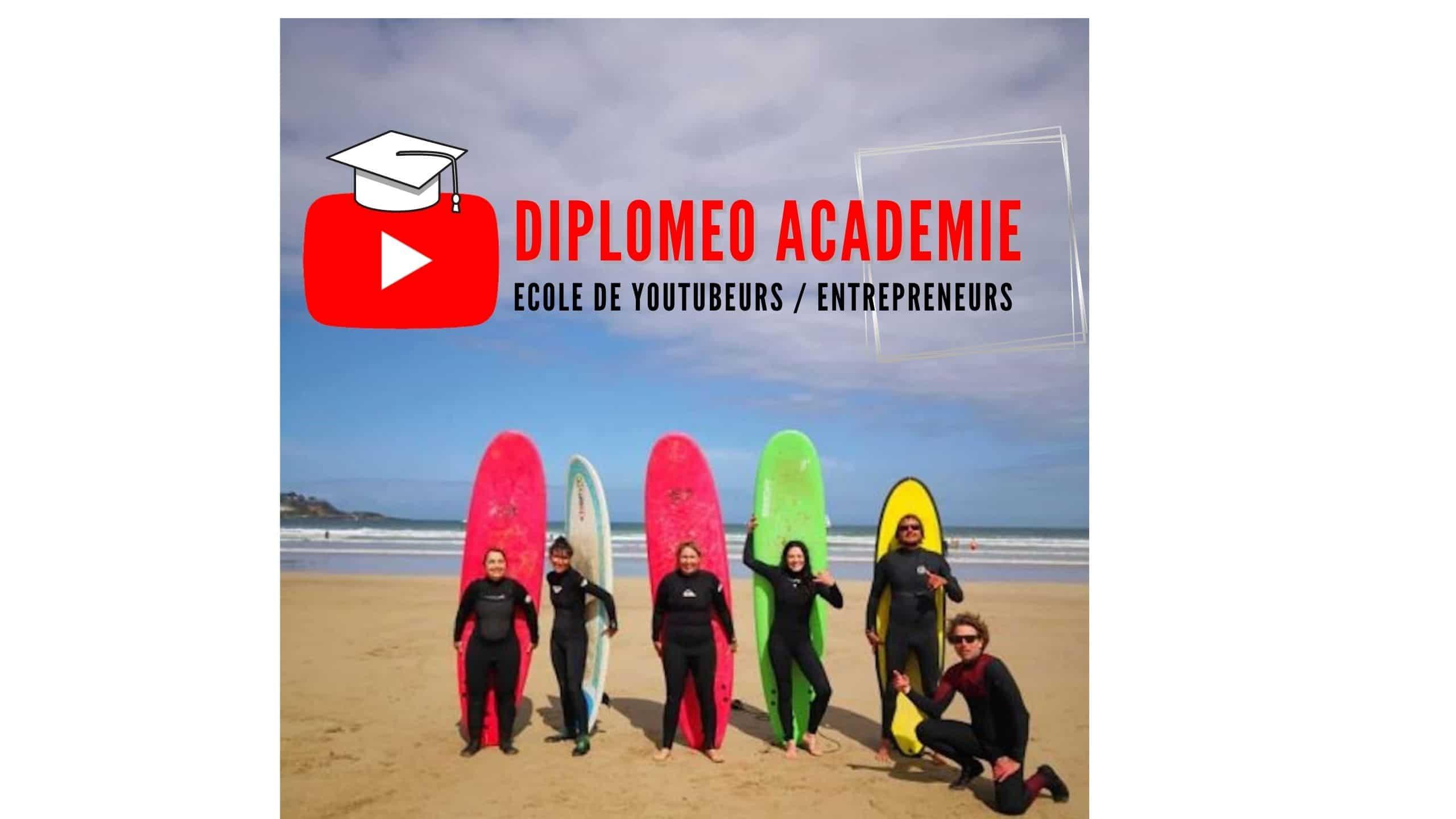 surf diplomeo academie